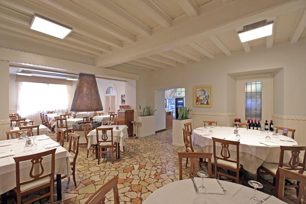 Sala del camino - Ristorante Pizzeria Quattro Camini - Poncarale